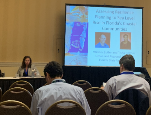 Coastal Resilience at the Florida APA Conference