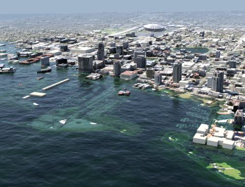 TBRPC creates 3D models of storm surge and sea level rise in Tampa Bay