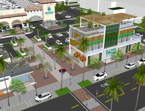Conceptual Master Planning in Downtown New Port Richey